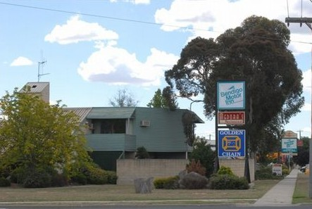 Bendigo Motor Inn Golden Chain - Tourism Canberra