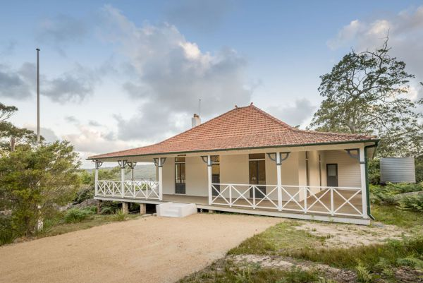 Hilltop Cottage - Tourism Canberra