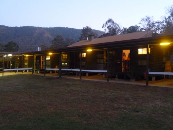 Christmas Creek Cafe and Cabins - Tourism Canberra