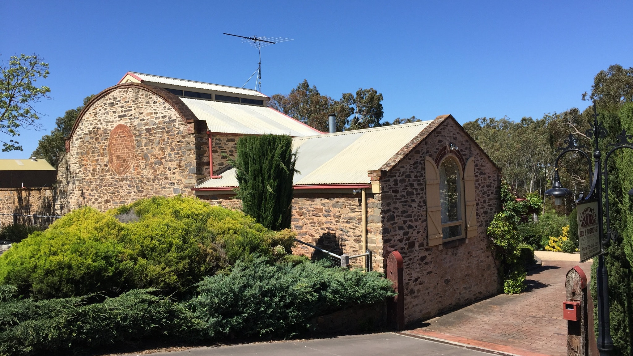 Gasworks Cottages Strathalbyn - Tourism Canberra