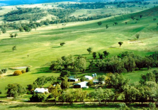 Daisyburn Homestead - Tourism Canberra