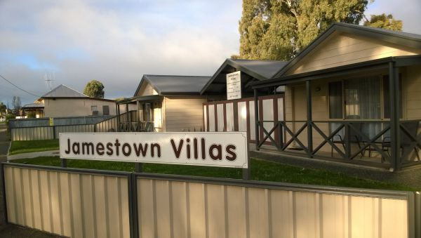 Jamestown Villas - Tourism Canberra