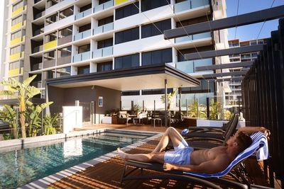 Alcyone Hotel Residences - Tourism Canberra