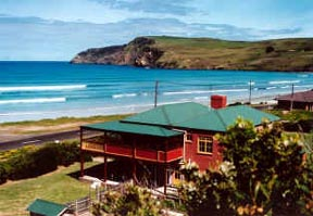 Cape Bridgewater Seaview Lodge - Tourism Canberra