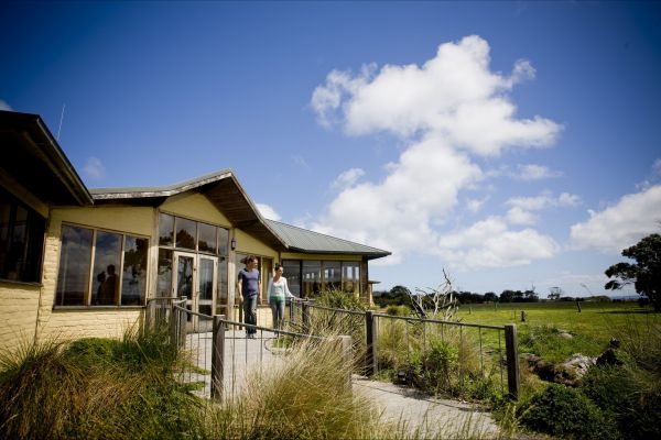 Great Ocean Ecolodge - Tourism Canberra