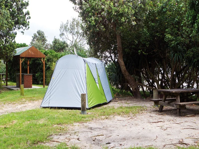 Sandon River campground - Tourism Canberra