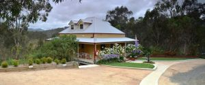 Tanwarra Lodge Bed and Breakfast - Tourism Canberra