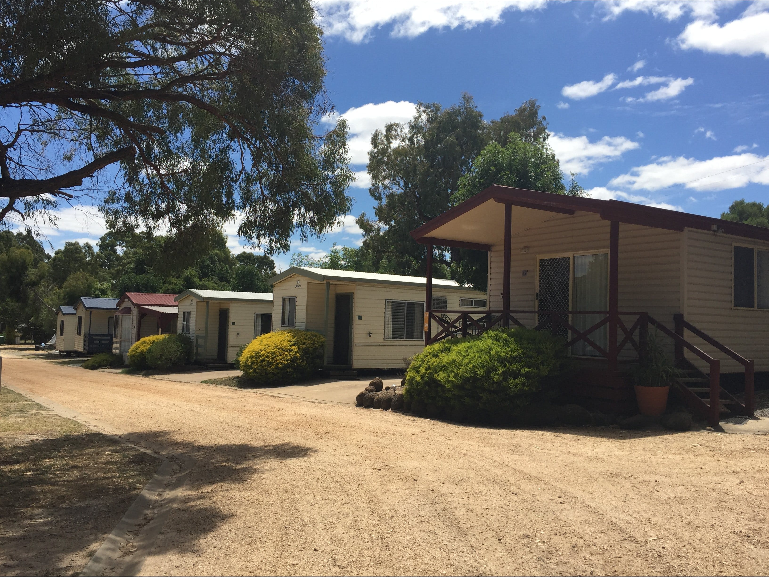 Acacia Caravan Park and Holiday Units - Tourism Canberra