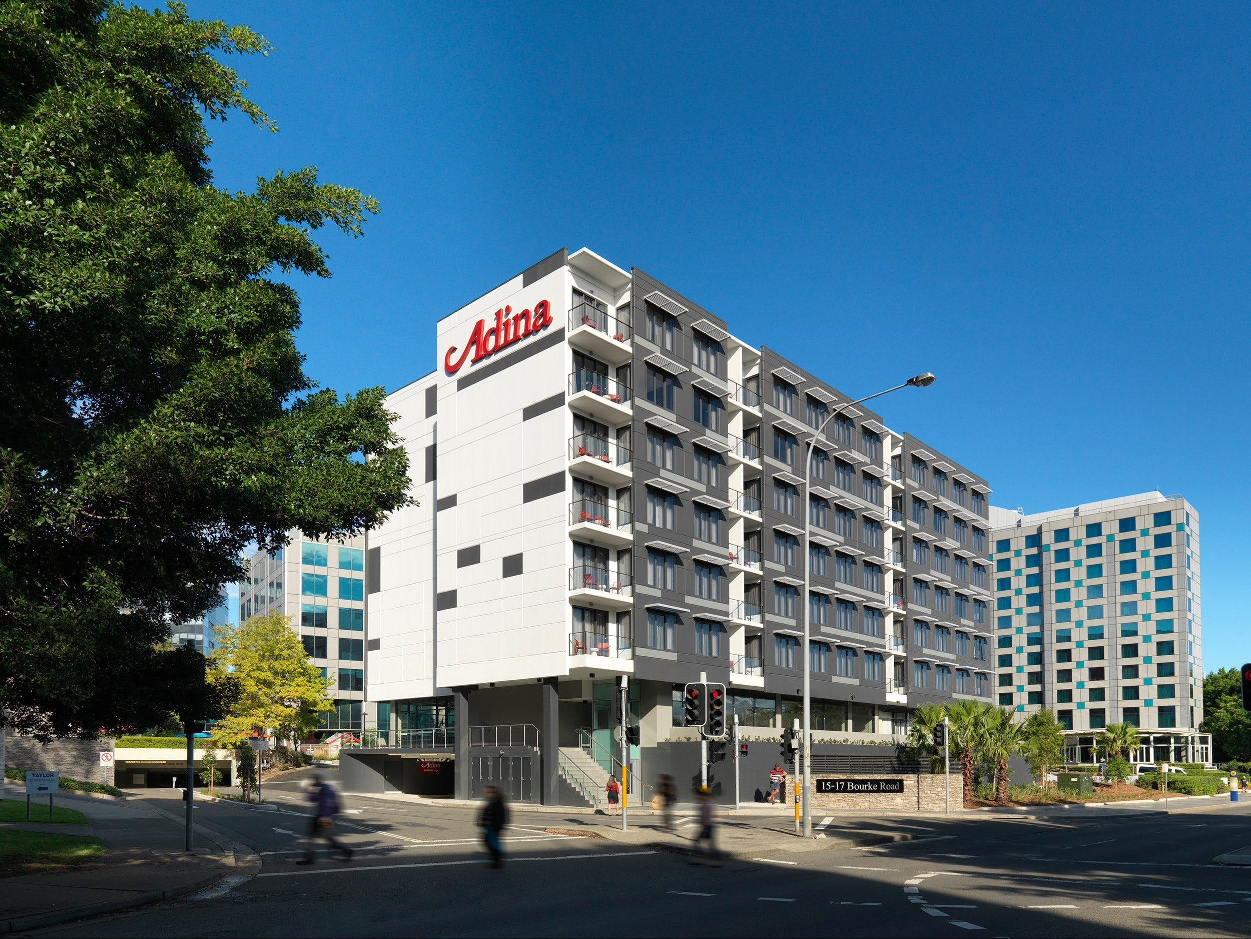 Adina Apartment Hotel Sydney Airport - Tourism Canberra
