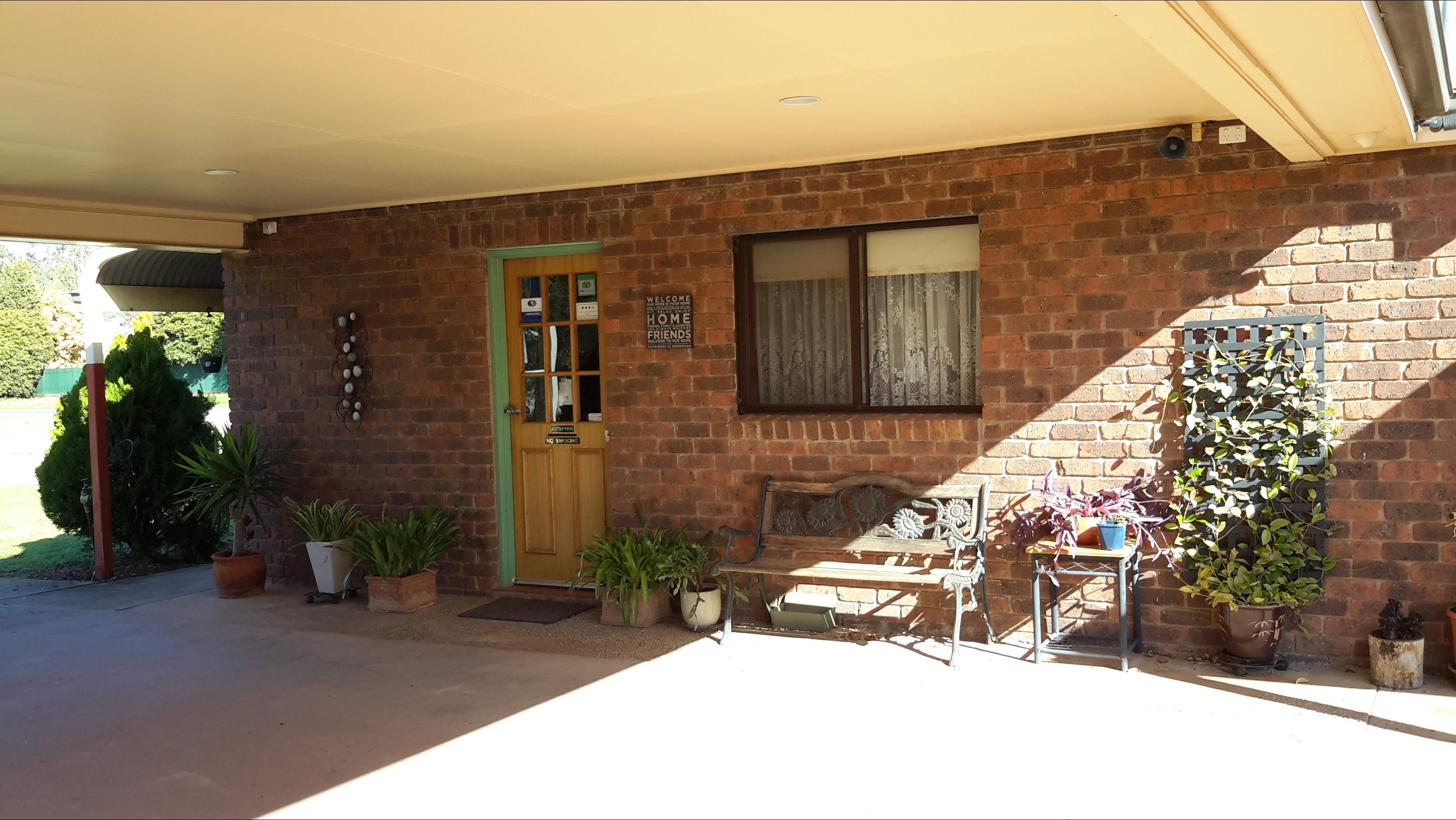Barham Colonial Motel - Tourism Canberra