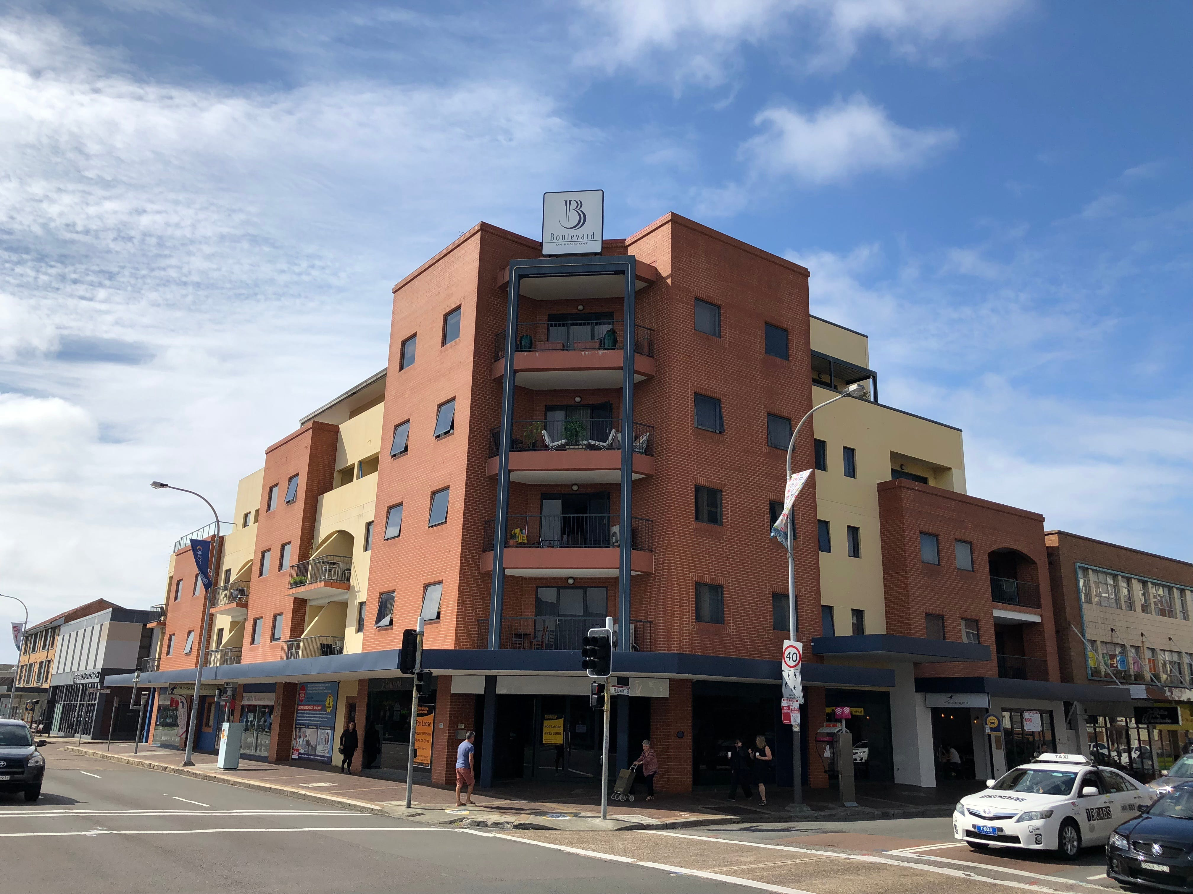 Boulevard on Beaumont apartment hotel - Tourism Canberra