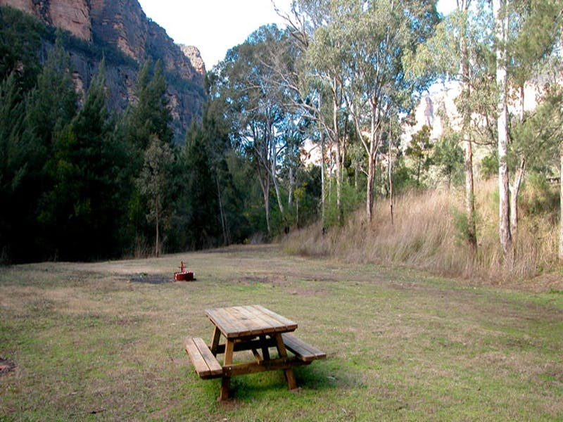 Coorongooba campground - Tourism Canberra
