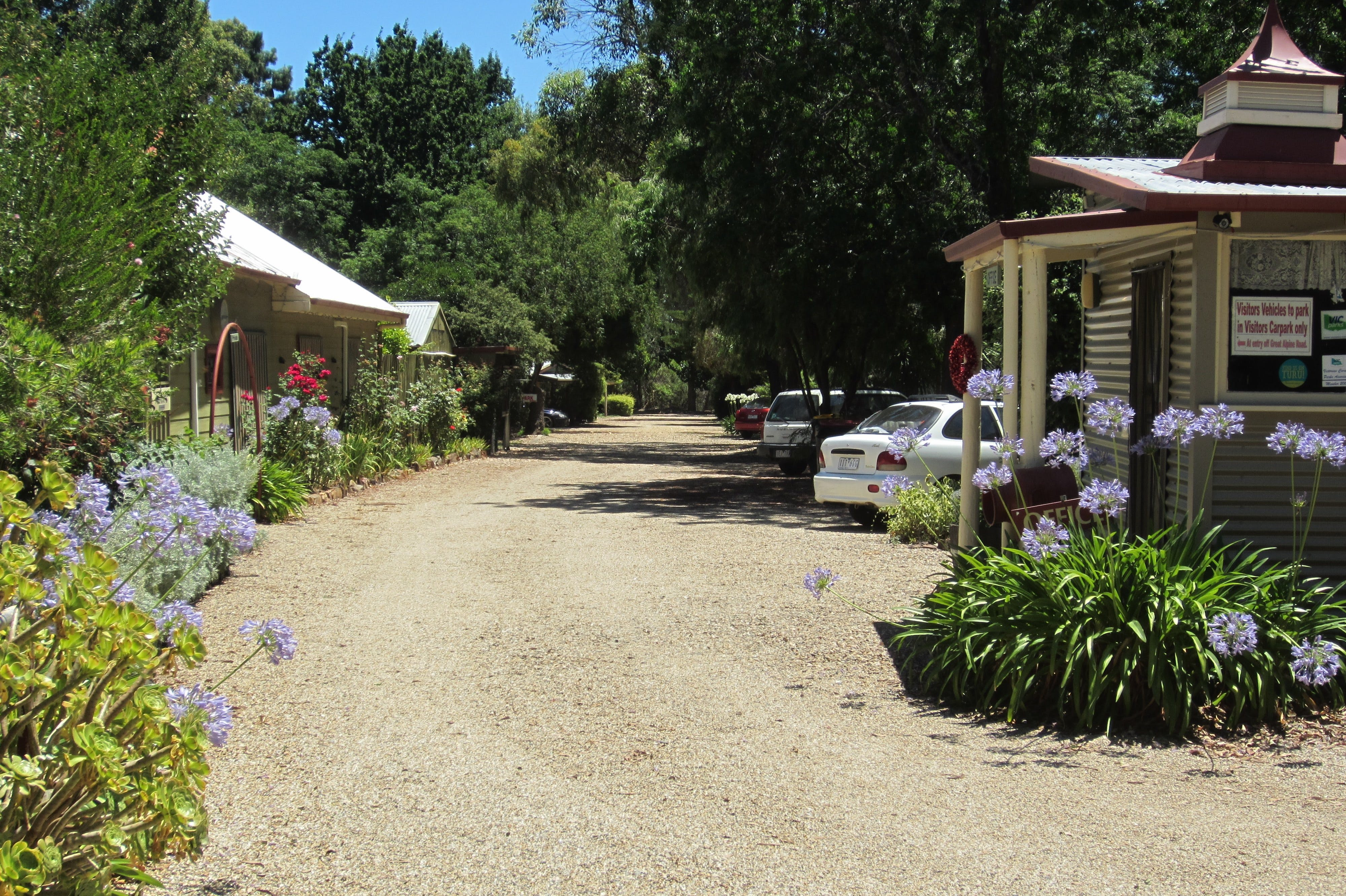 Everton Caravan and Tourist Park - Tourism Canberra