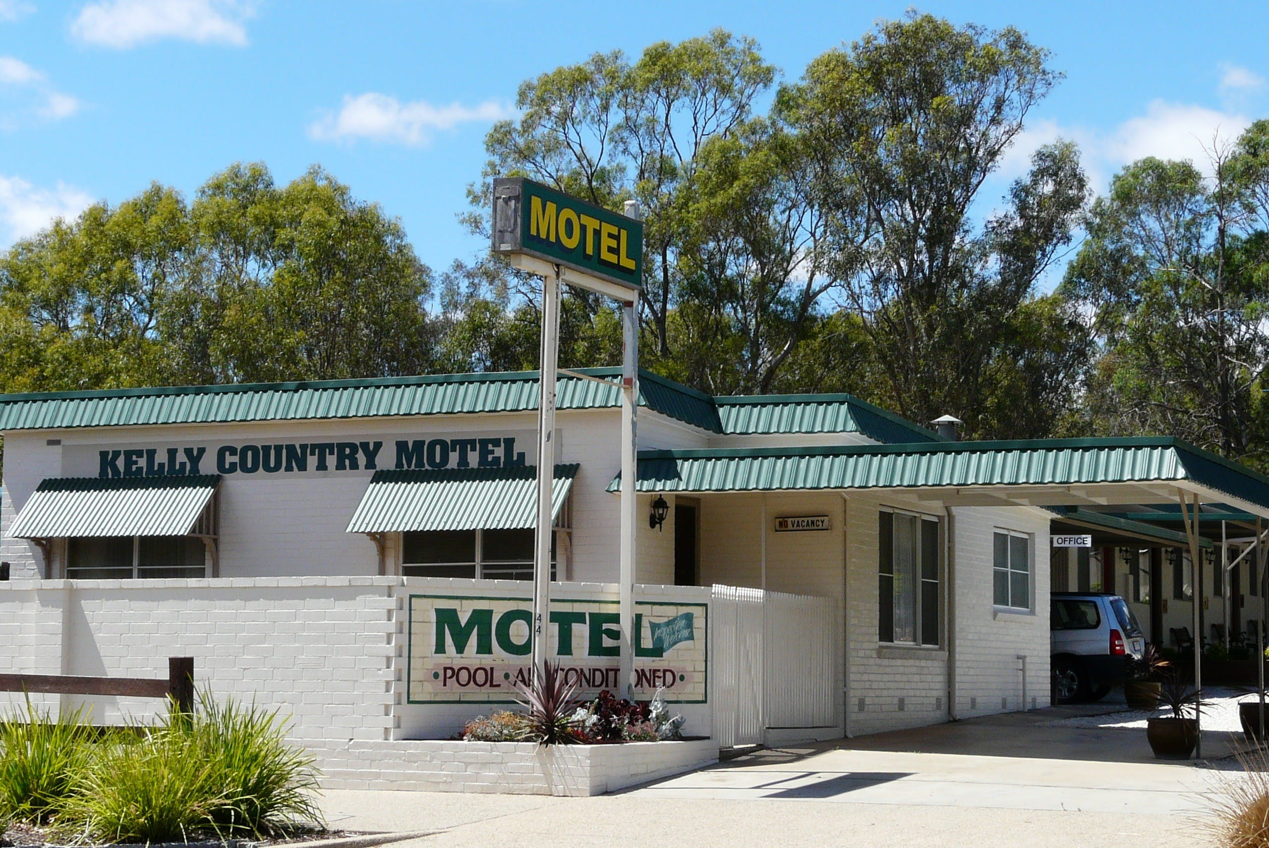Glenrowan Kelly Country Motel - Tourism Canberra