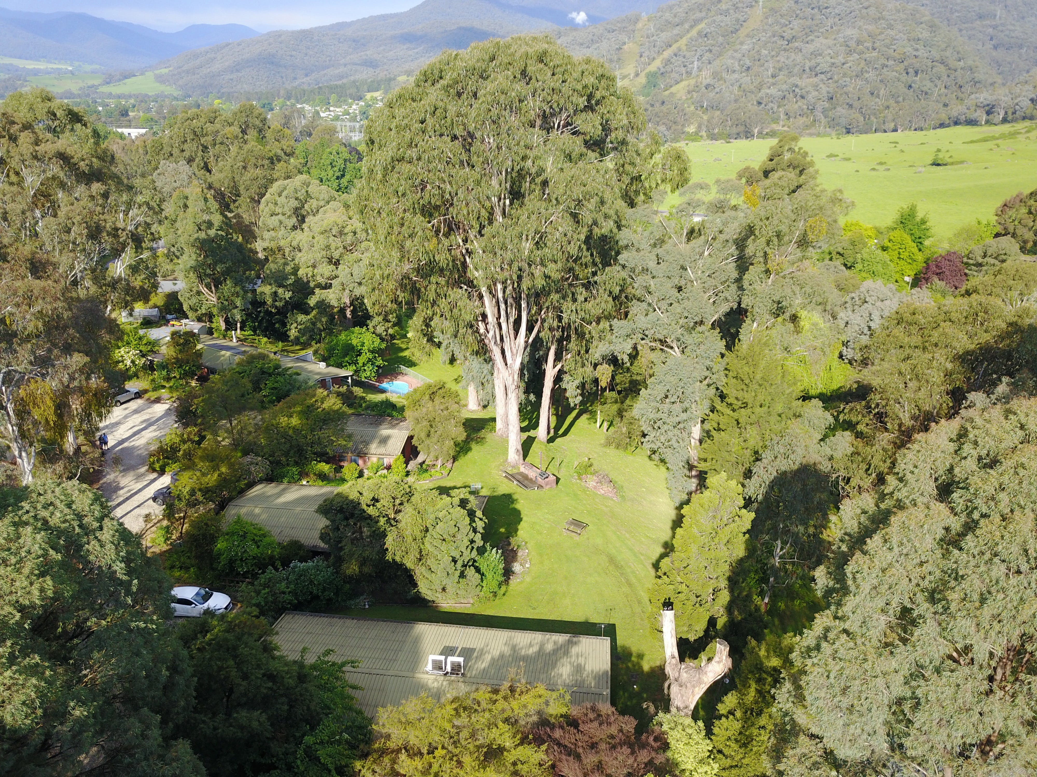 Kiewa Country Cottages - Tourism Canberra