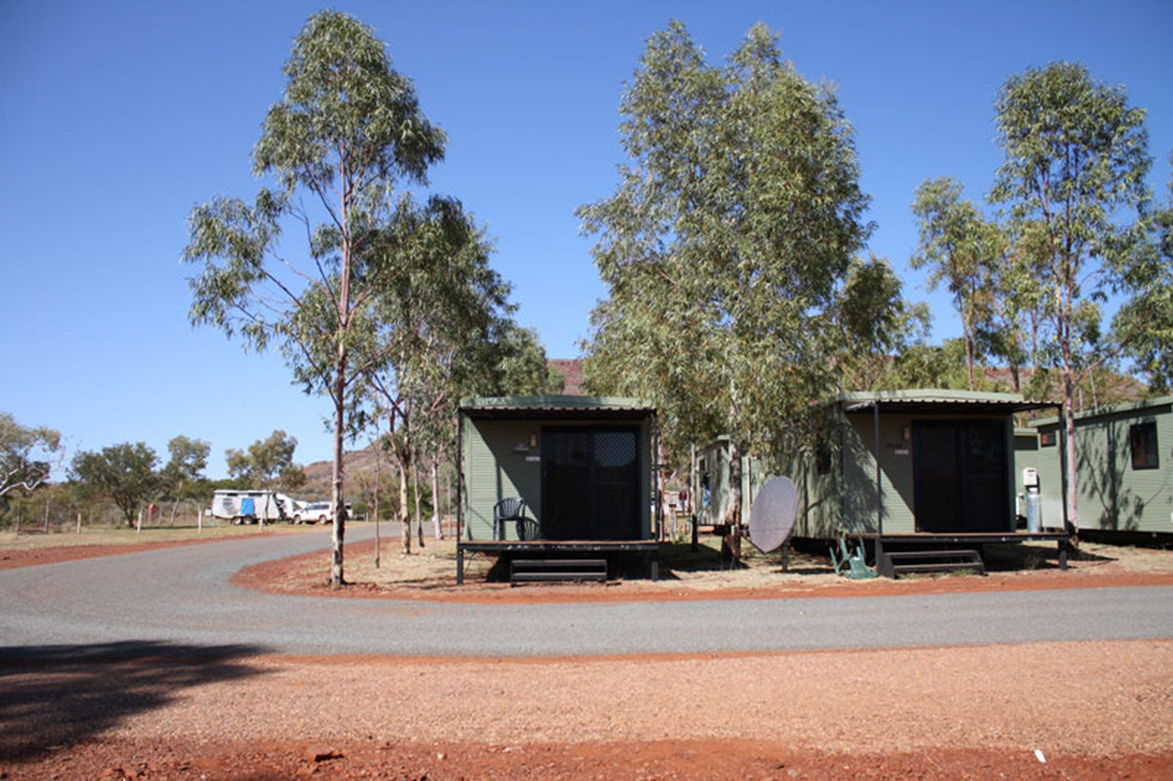 Tom Price Tourist Park - Tourism Canberra
