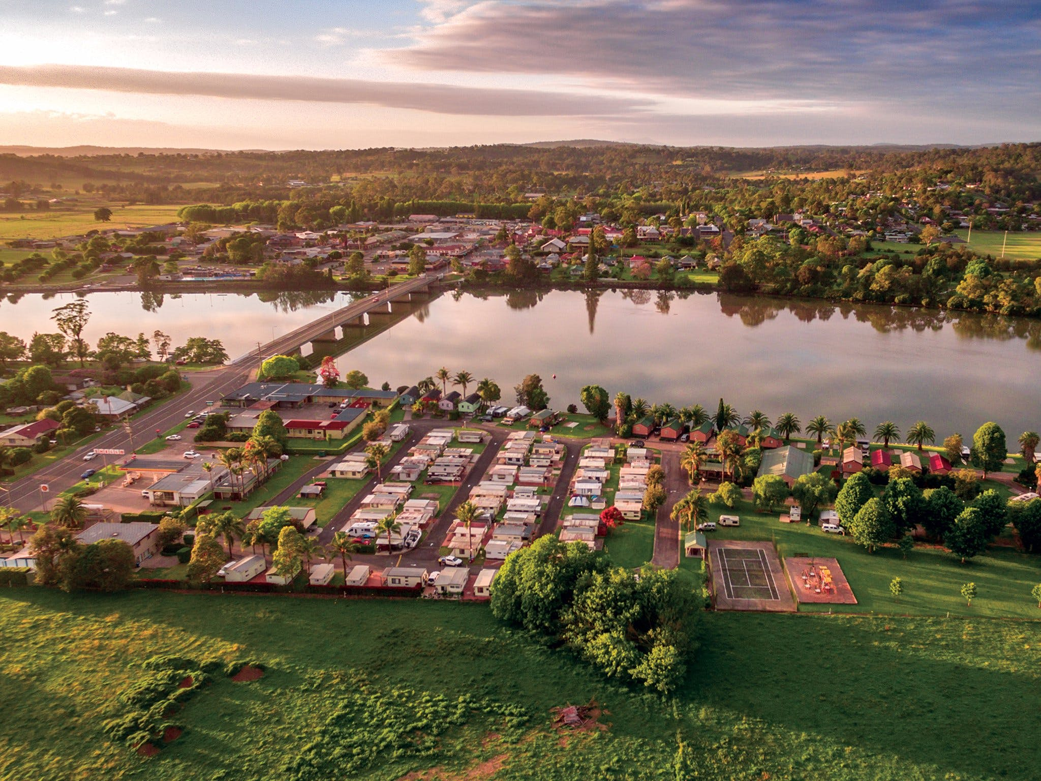 Riverbreeze Holiday Park - Tourism Canberra