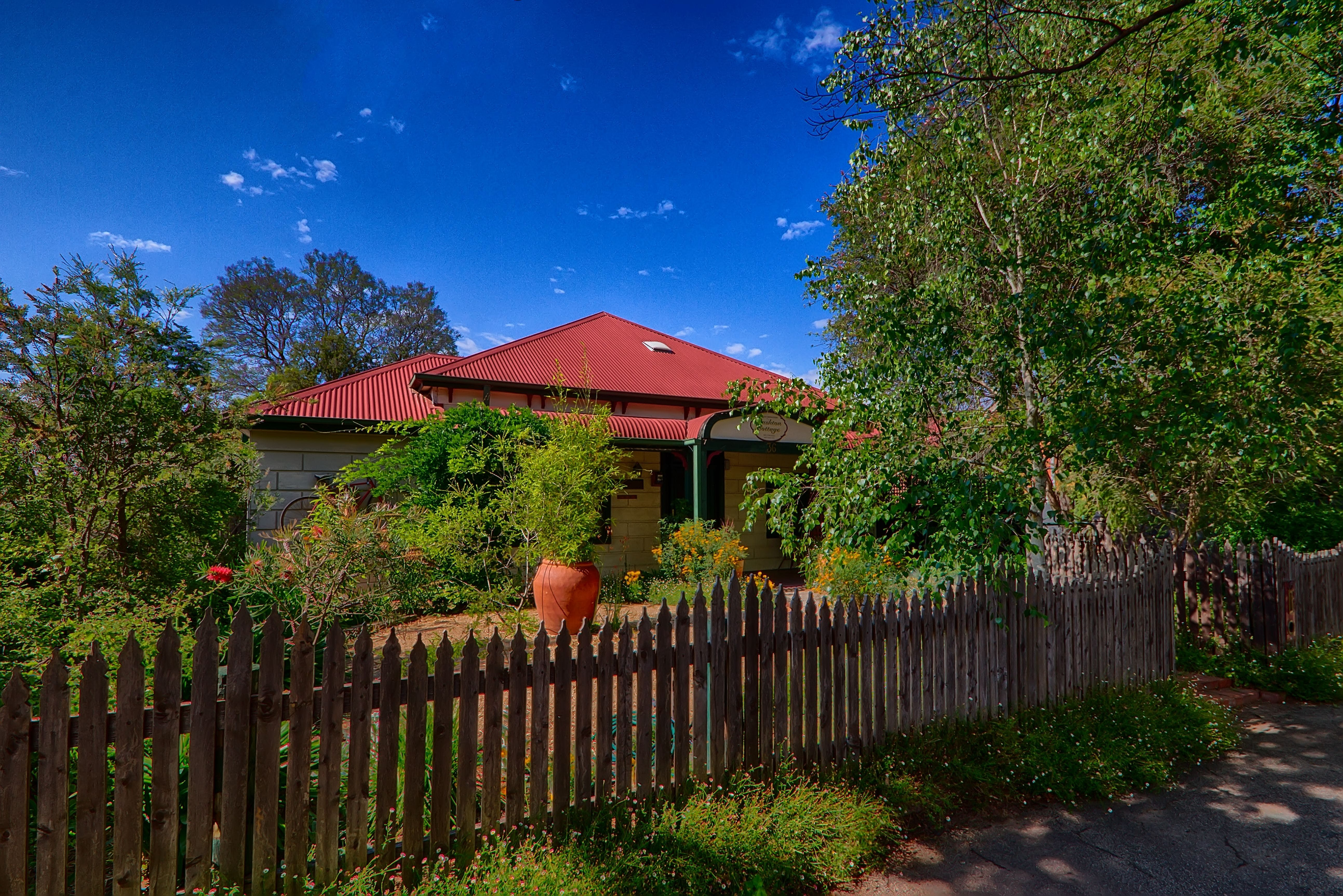 Rushton Cottage BB Private Guest Studio - Tourism Canberra
