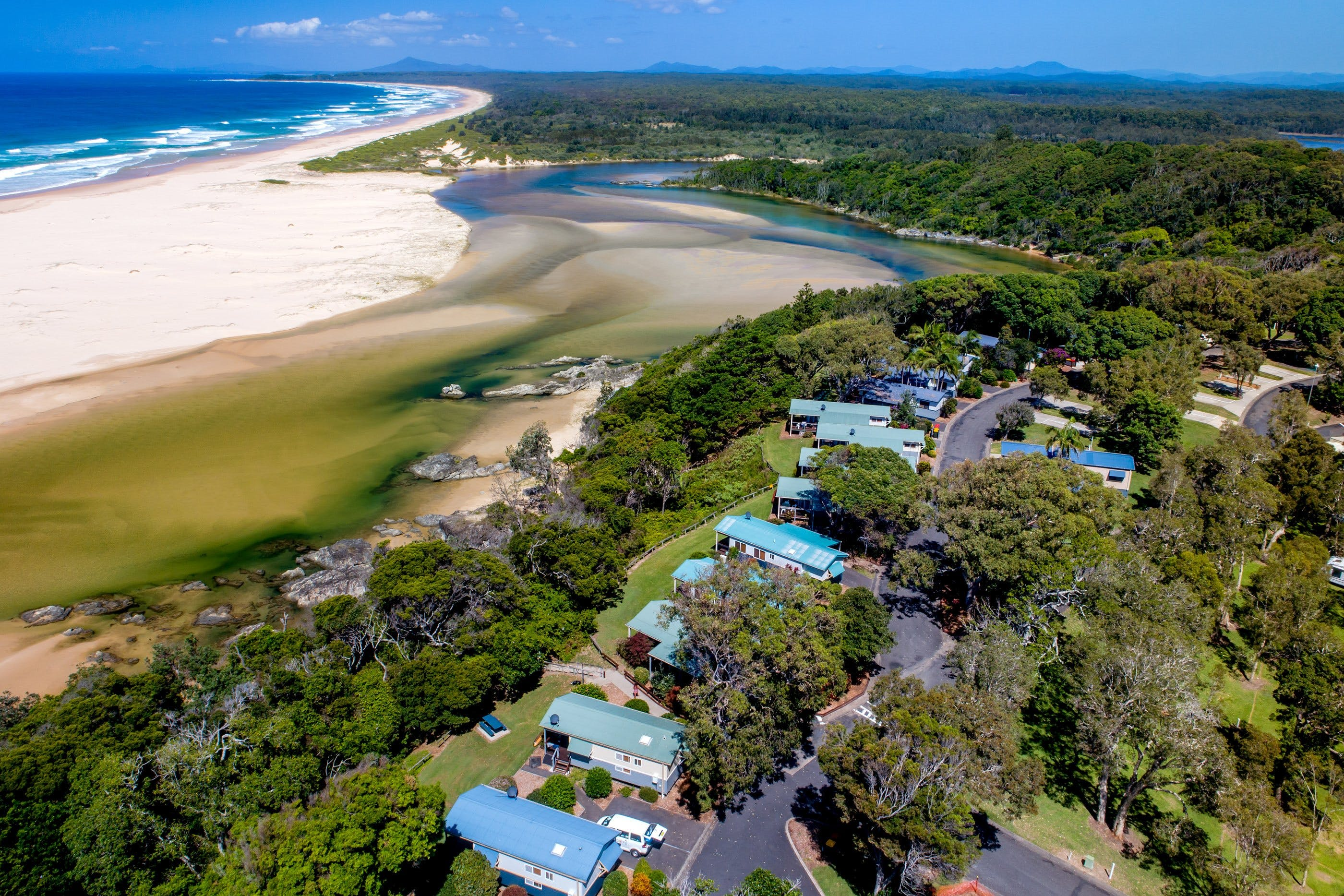 BIG4 Sawtell Beach Holiday Park - Tourism Canberra