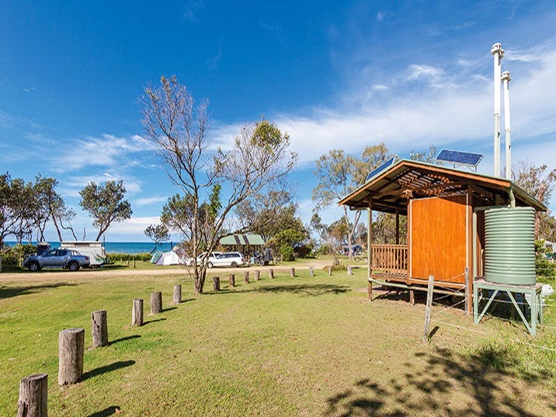 Illaroo campground - Tourism Canberra