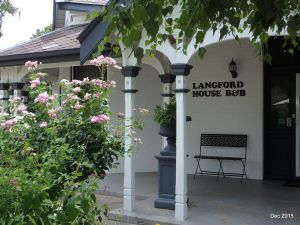 Langford House BB - Tourism Canberra