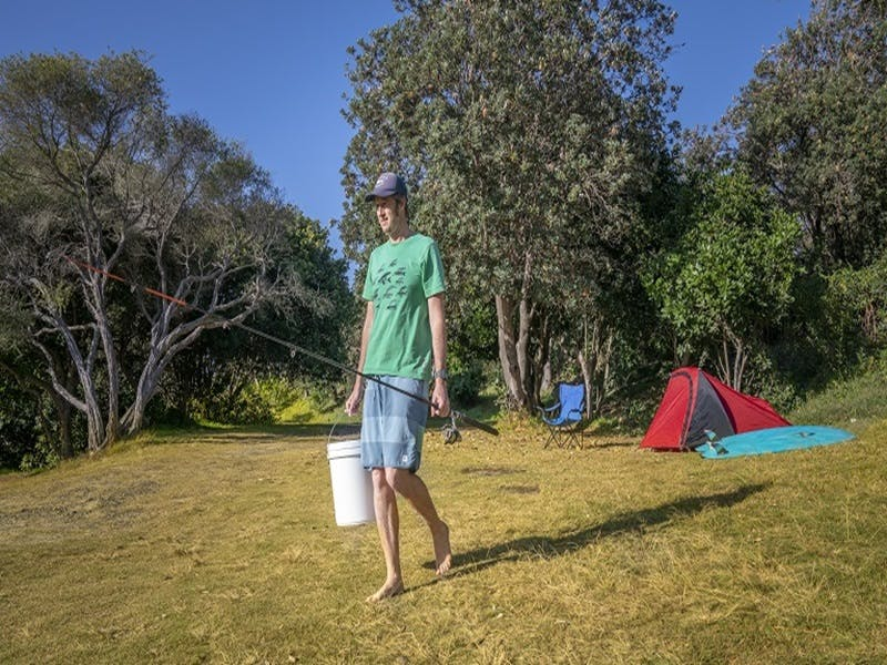 Racecourse campground - Tourism Canberra