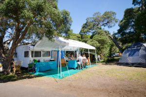 Sorrento Foreshore Camping - Tourism Canberra