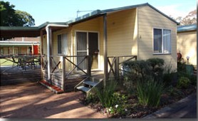 Bays Holiday Park - Tourism Canberra