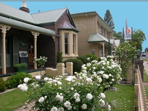 Country Comfort Armidale - Tourism Canberra
