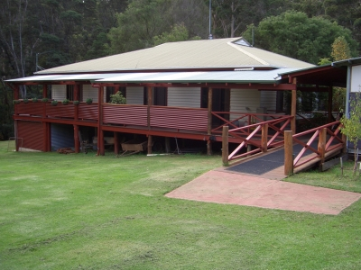 Pemberton Camp School - Tourism Canberra