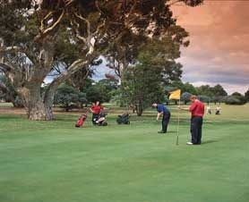Barham Golf Resort - Tourism Canberra