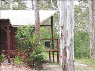 Bewong River Retreat - Tourism Canberra