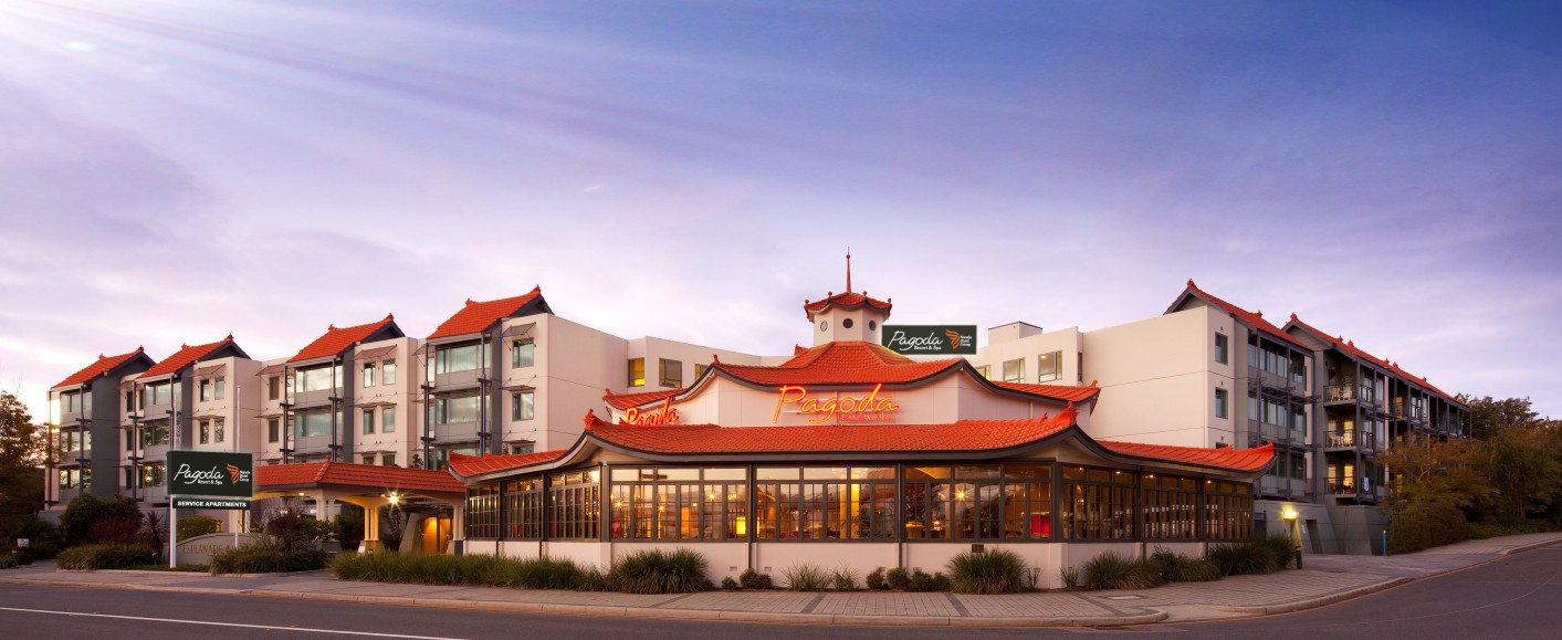 Pagoda Resort & Spa - Tourism Canberra