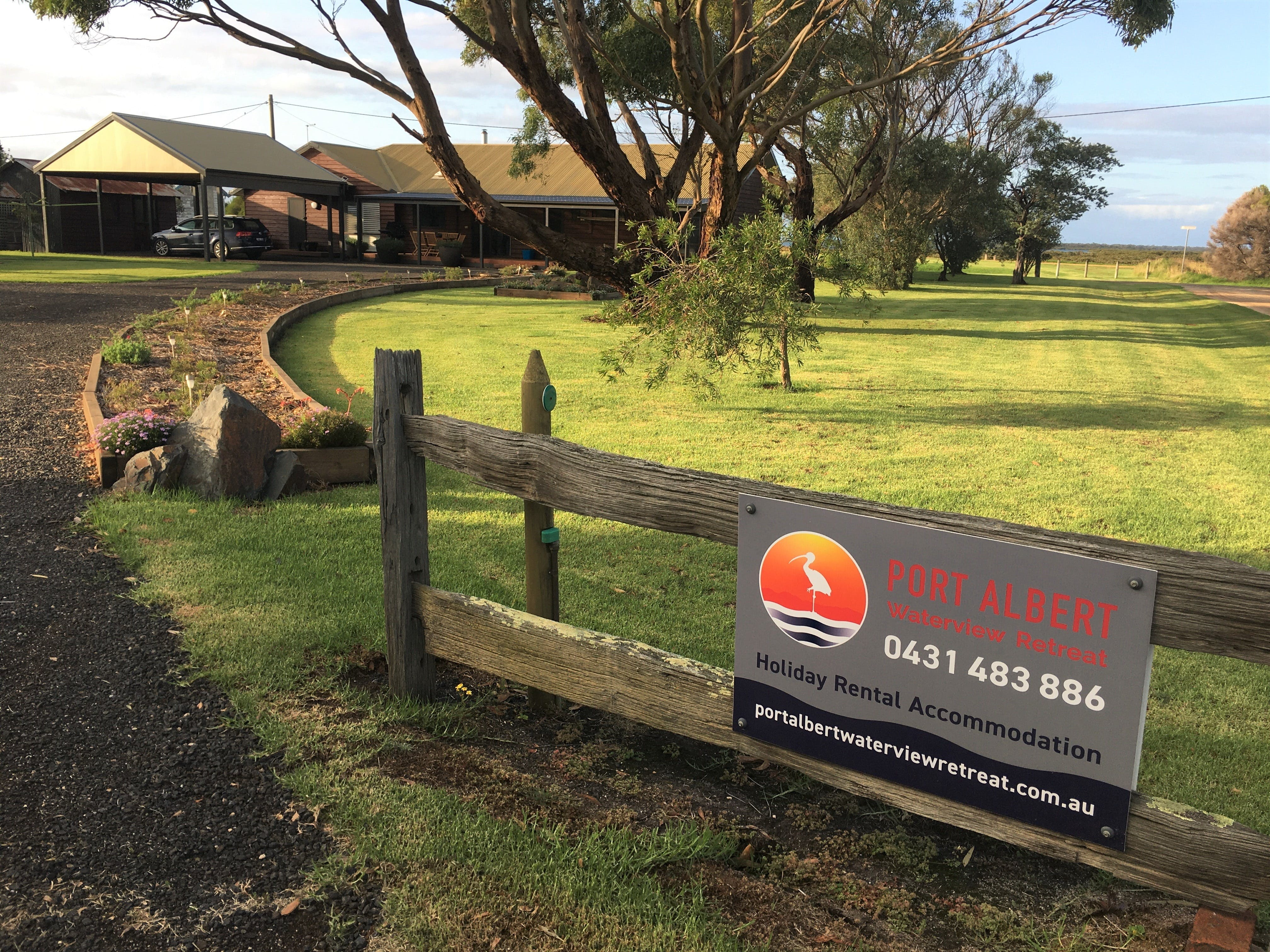 Port Albert Waterview Retreat - Tourism Canberra