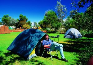 Ayers Rock Campground - Tourism Canberra