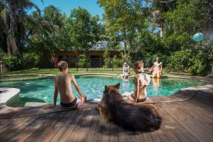 Samurai Beach Bungalows Port Stephens YHA - Tourism Canberra