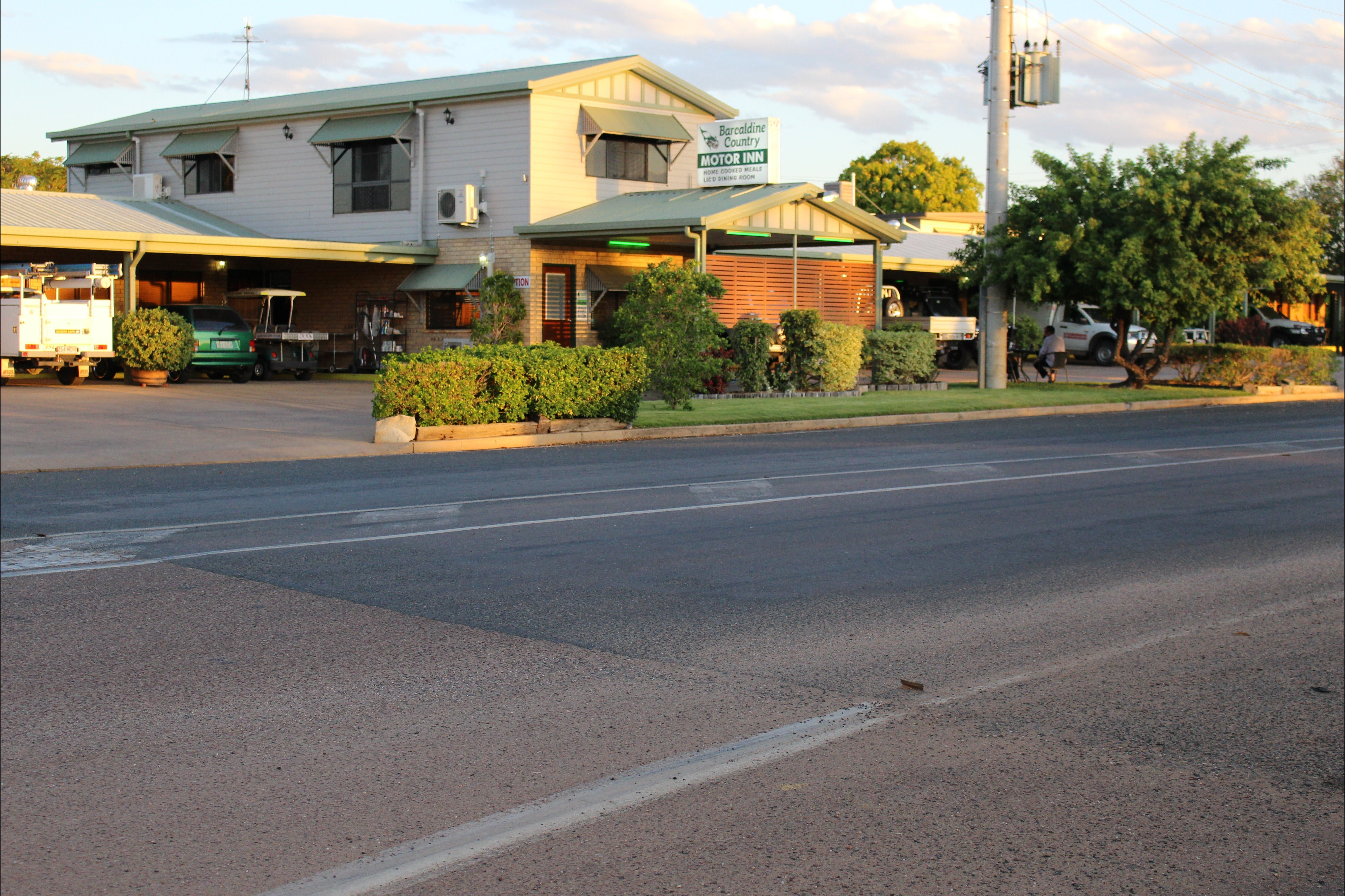 Barcaldine Country Motor Inn - Tourism Canberra