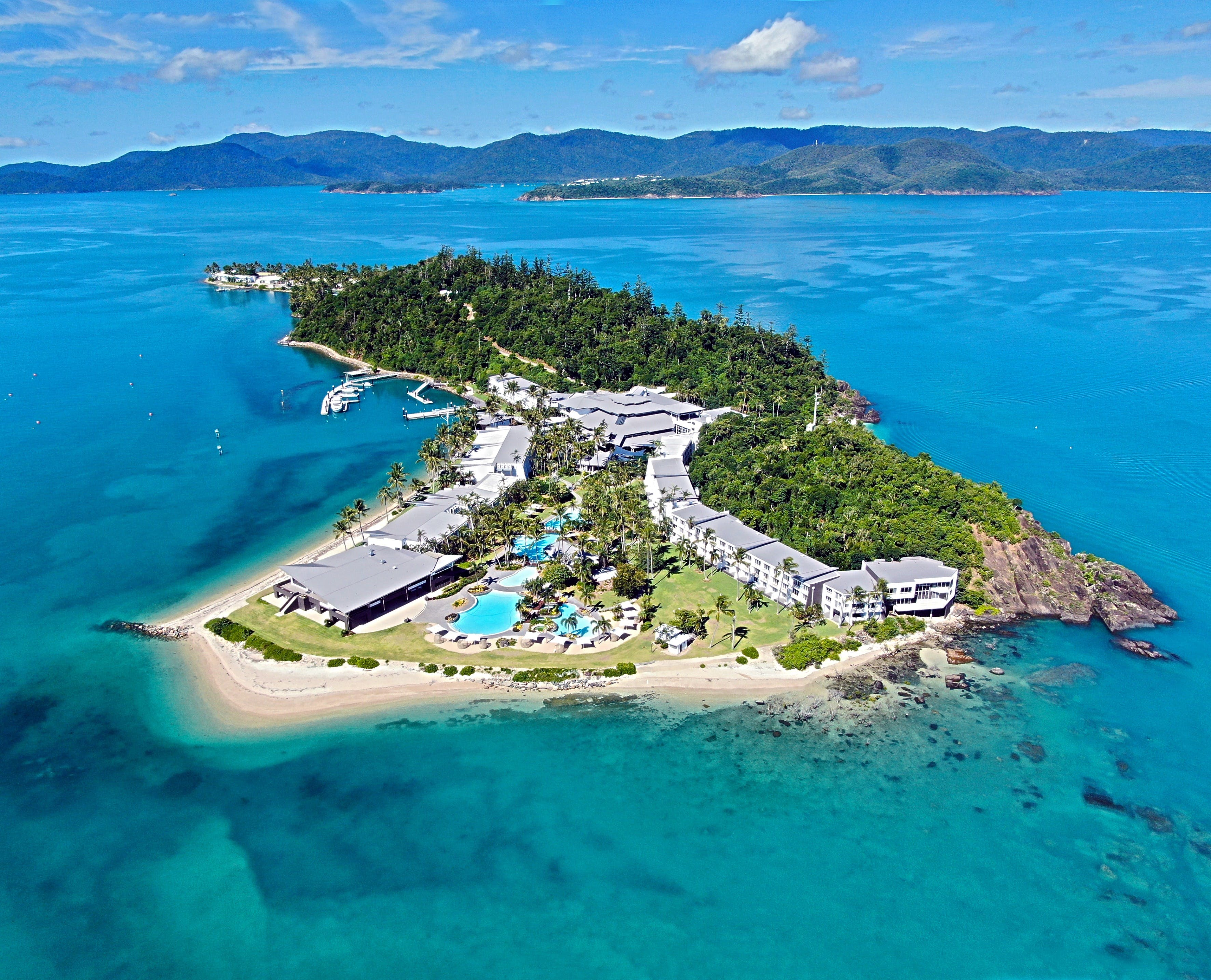 Daydream Island Resort and Living Reef - Tourism Canberra