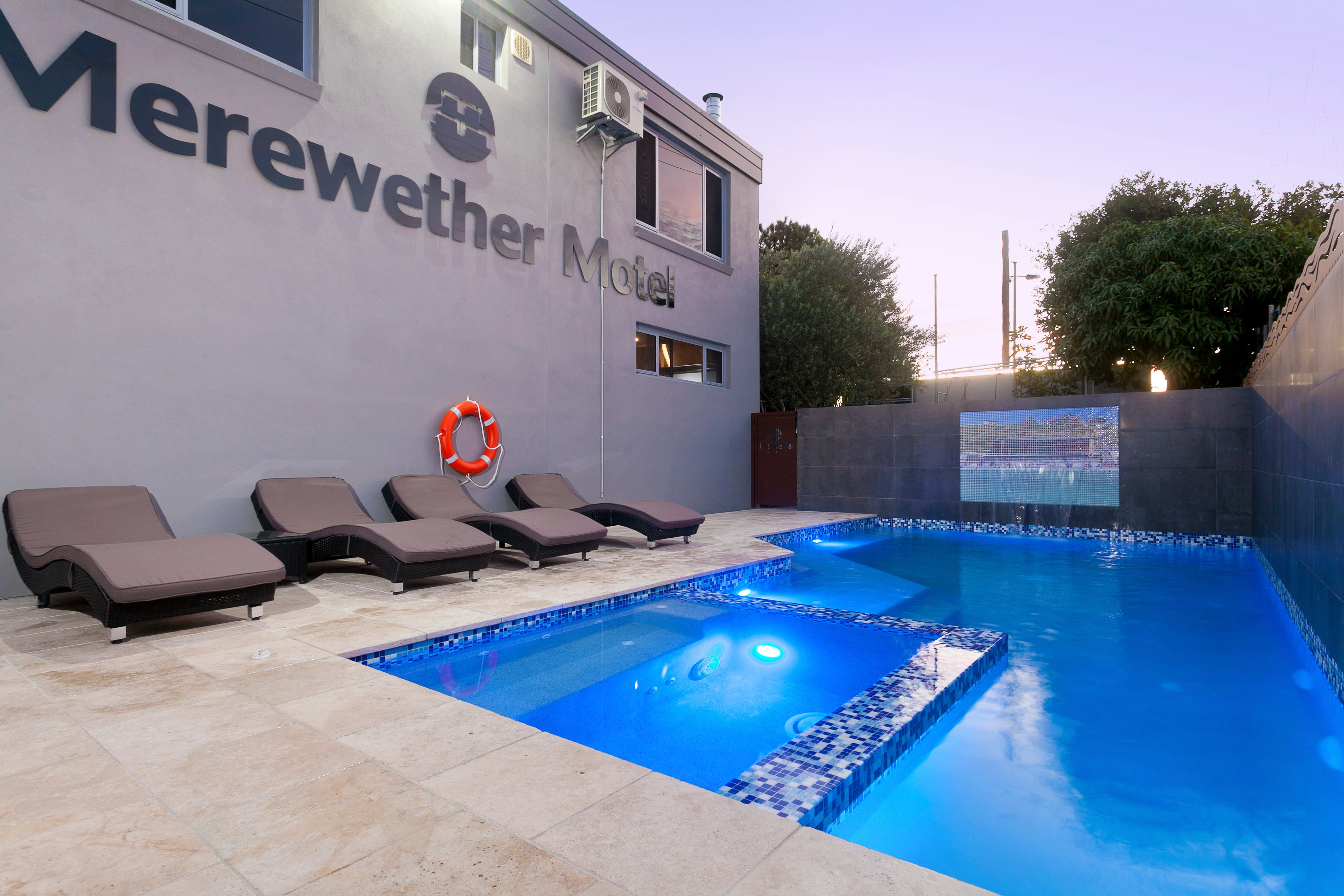 Merewether Motel - Tourism Canberra