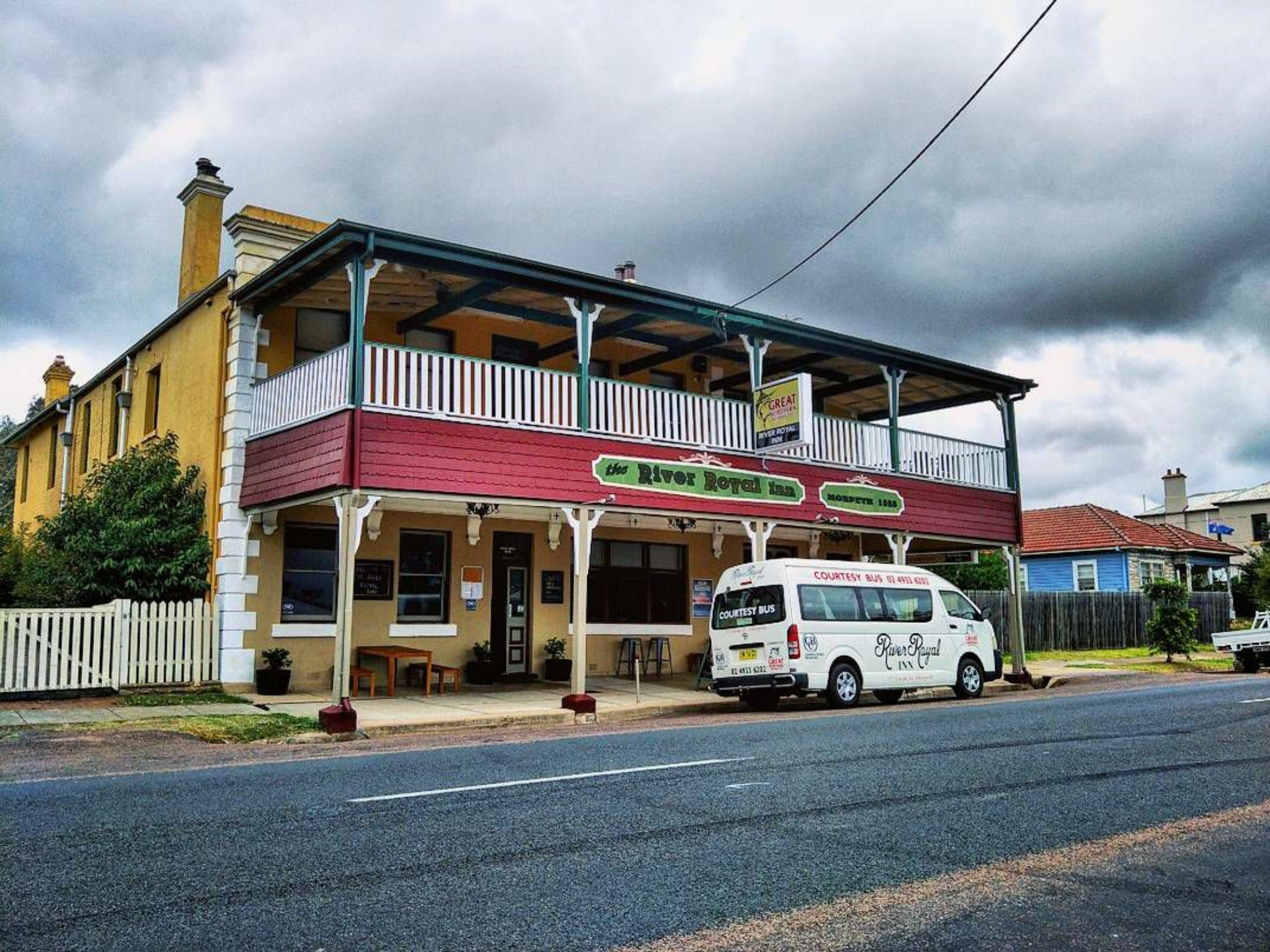 River Royal Inn - Tourism Canberra