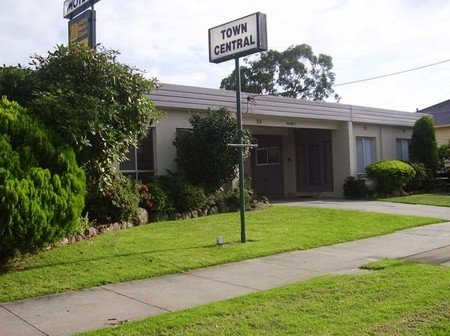 Bairnsdale Town Central Motel - Tourism Canberra