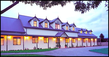 Melba Lodge - Tourism Canberra