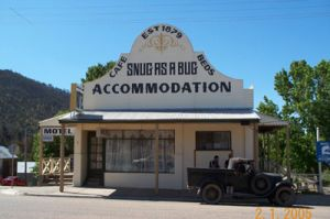 Snug as a Bug Motel - Tourism Canberra