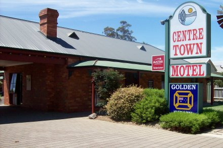 Centretown Motel Nagambie - Tourism Canberra