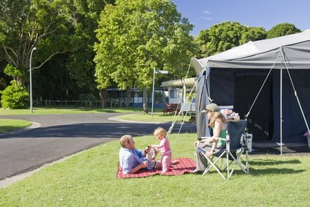 Silver Sands Holiday Park - Tourism Canberra