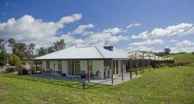 Country Guesthouse Schonegg - Tourism Canberra