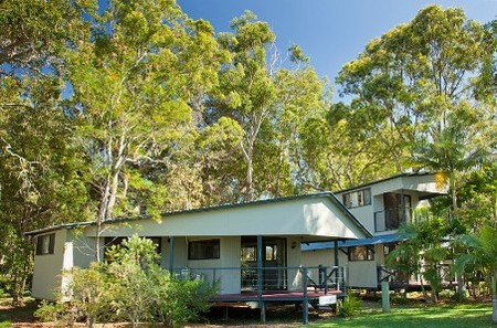 Wooli River Lodges - Tourism Canberra