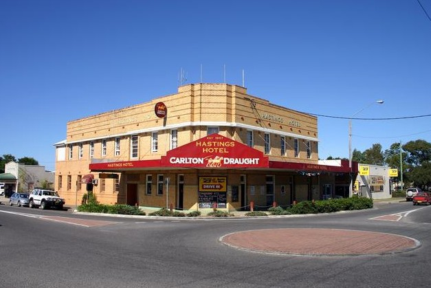 Hastings Hotel - Tourism Canberra