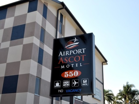 Airport Ascot Motel - Tourism Canberra