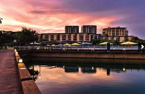 Vibe Hotel Darwin Waterfront - Tourism Canberra